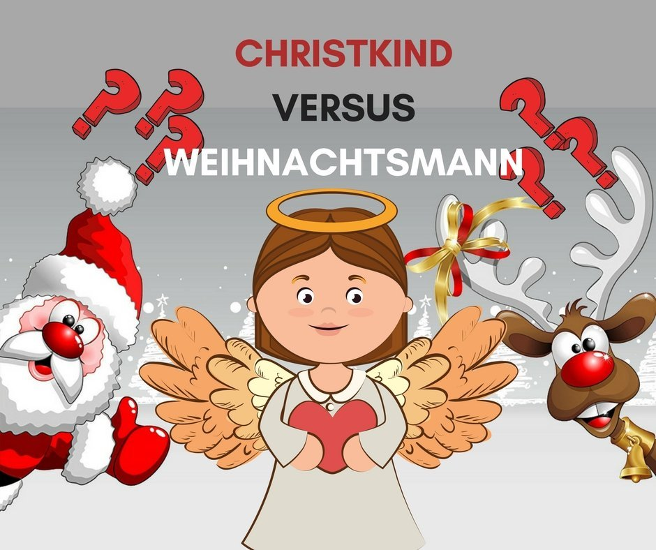 christkind versus weihnachtsmann lslb magazin. Black Bedroom Furniture Sets. Home Design Ideas
